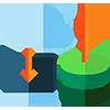 online hosting icon